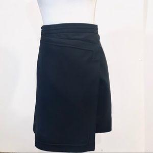 NWT Carven  asymmetrical skirt.